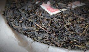 conservation thé puerh galette