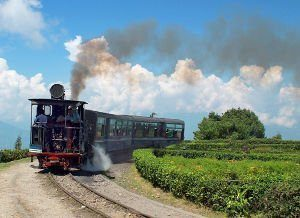 train darjeeling