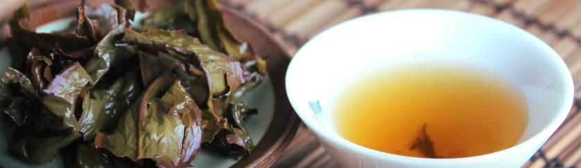 thé oolong de formose
