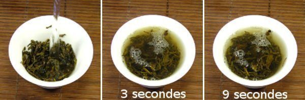 infusions successives mini tuocha puerh