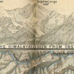 ol map from darjeeling