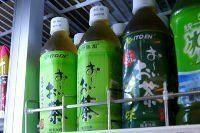 bouteilles the vert japon