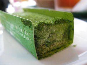 gateau thé vert japon