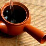 Kyusu japon thé