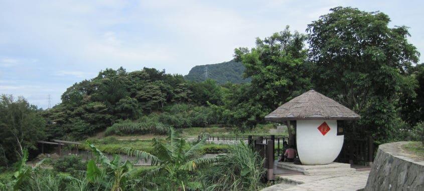 Collines de thé à Maokong