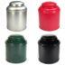 4 coloris pour nos boites domes 125g