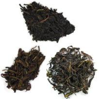 trois thés pu-er brut pour découvrir cette famille de thé