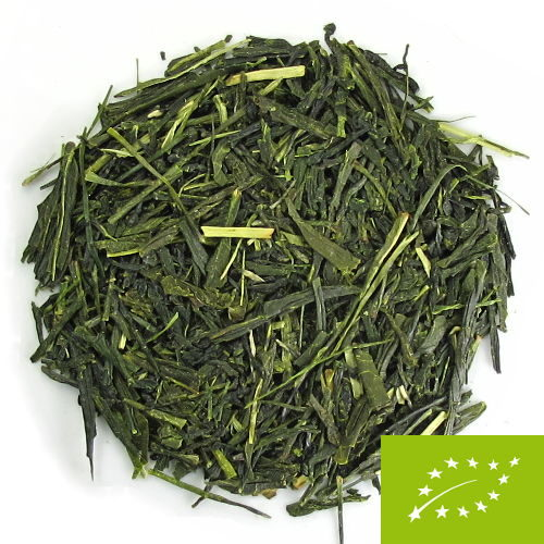 Earl Grey vert Bio - Thé vert à la bergamote