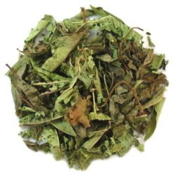 verveine menthe tisane vrac feuilles entières