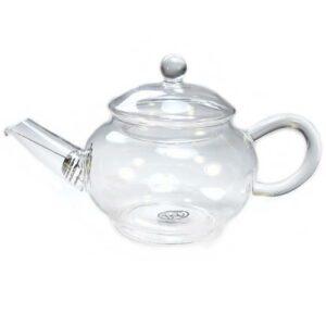 theiere en verre 220ml pour infusion du thé