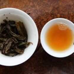 da hong pao oolong chine fujian
