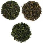 set de dégustation thé oolong en paquet vrac