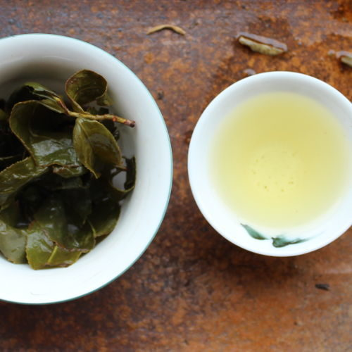 infusion oolong