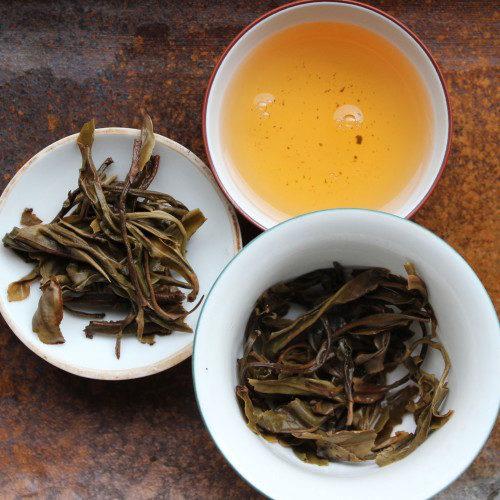 Puerh Yiwu Yunnan