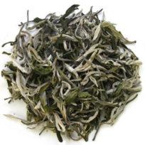 Feuilles de thé printemps 1st Flush récolte antioxydant
