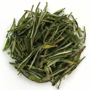 an ji bai pian thé vert chine