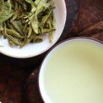 thé vert chinois imperial, grande qualité, fraicheur