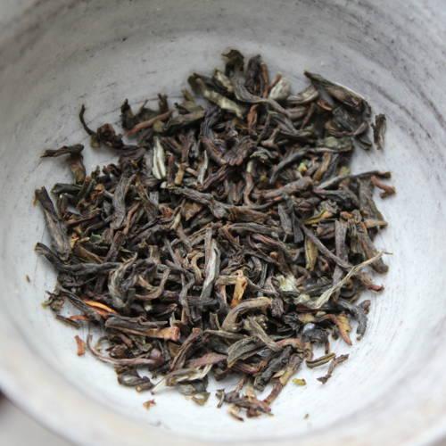 Thé noir feuilles sèches Népal Ilam