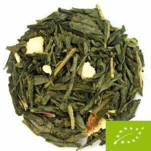 Souk Cannelle thé vert parfumé