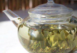 thé vert antioxydant