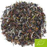 thé wulong du Népal, feuilles riches en bourgeons