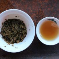 haiwan mini tuocha 2014 Yunnan puerh