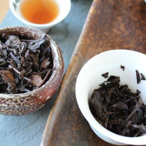 hong kong puerh tea
