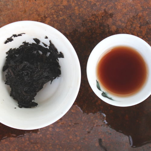 hong kong puerh infusion
