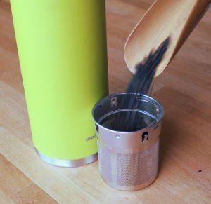 thermos grand filtre thé
