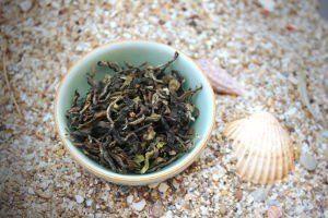thé oolong népal bio 2015 ilam