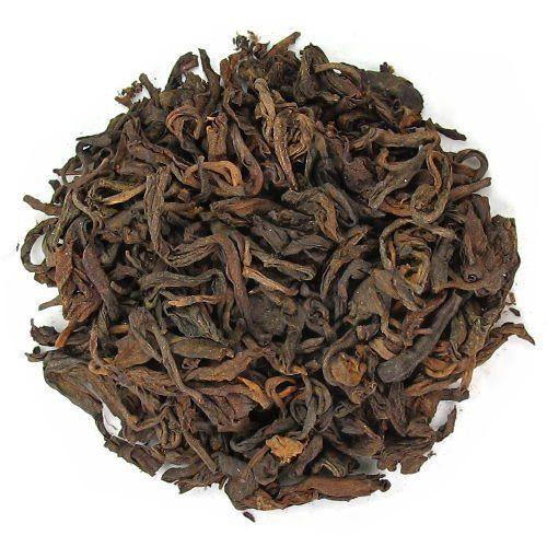 thé puerh agé