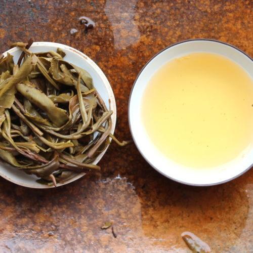 thé vieux arbres Laos
