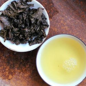 oolong torréfié du Fujian