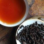thé puerh fermenté en galette