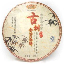 galette puerh yunnan LTC 2009