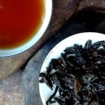 puerh cuit fermenté shu cha Yunnan