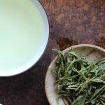 thé vert composé uniquement de bourgeons