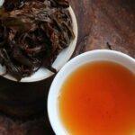 thé noir de Thaïlande triangle d'or