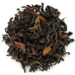 hong cha, thé oxydé en grandes feuilles de la Thaïlande