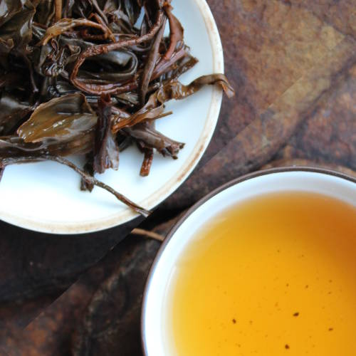 infusion du Fengqing théiers sauvages 2016