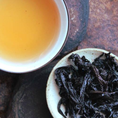 thé oolong agé 10 ans cave