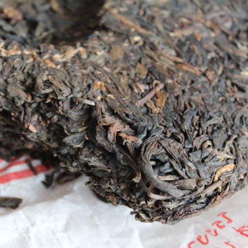 thaï tea pu'er