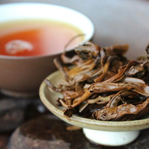bangxie thé rouge yunnan chine