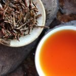 thé noir corsé d'Assam en Inde