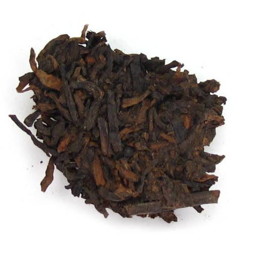 morceau de tuocha , pu'er du Yunnan