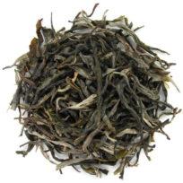 Pu erh vert du Yunnan de la région de Lincang, petit producteur
