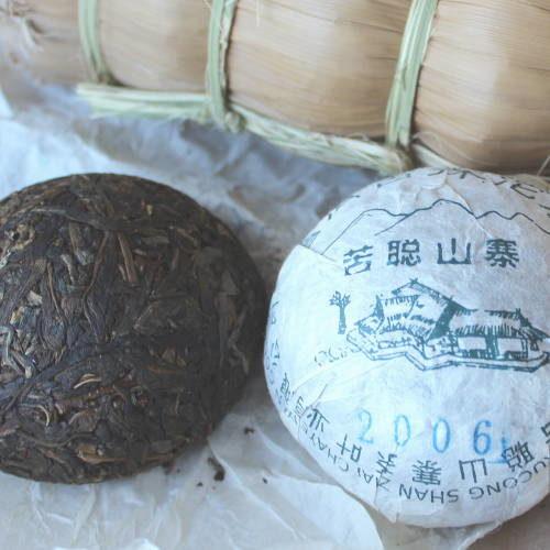 thé fermenté yunnan pu-erh