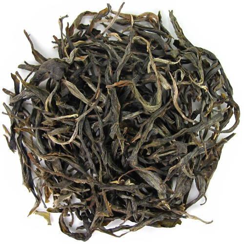 thé printemps yunnan Lao Banzhang