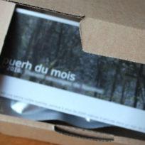 le livret distribué avec le pu erh du mois