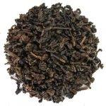 thé noir de thailande roulé en perles
